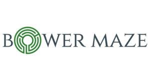 Bower Maze Logo