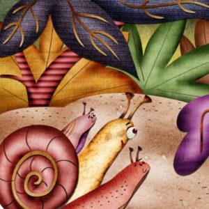 Snail's Dangerous Journey