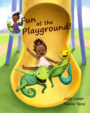 Fun at the Playground! | Fun Kids Book