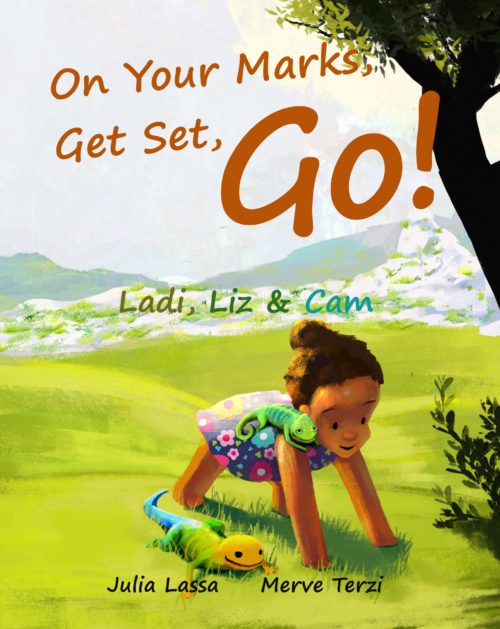 On Your Marks, Get Set, Go!